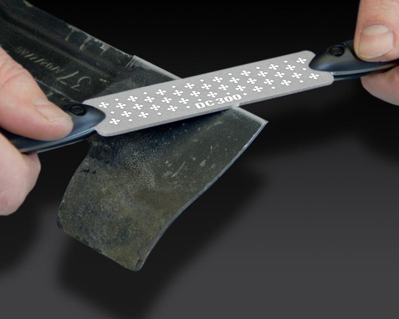 Diamond Cross Twin Handle File - Lawn Mower Blade