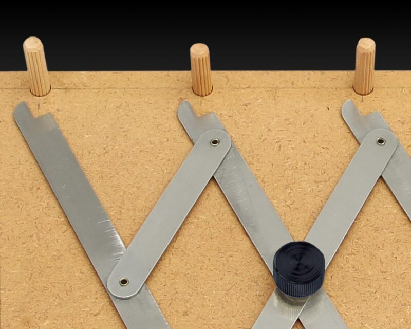 Point 2 Point Layout Dowels