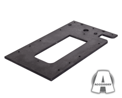 CRB7 Universal Combination Router Base Jig - Tough Base Upgrade