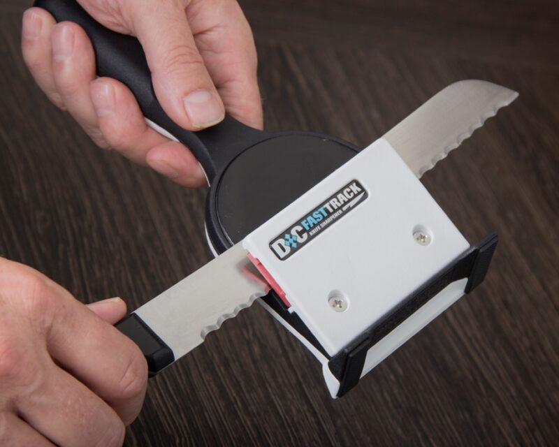Knife Sharpener Serrated Knife