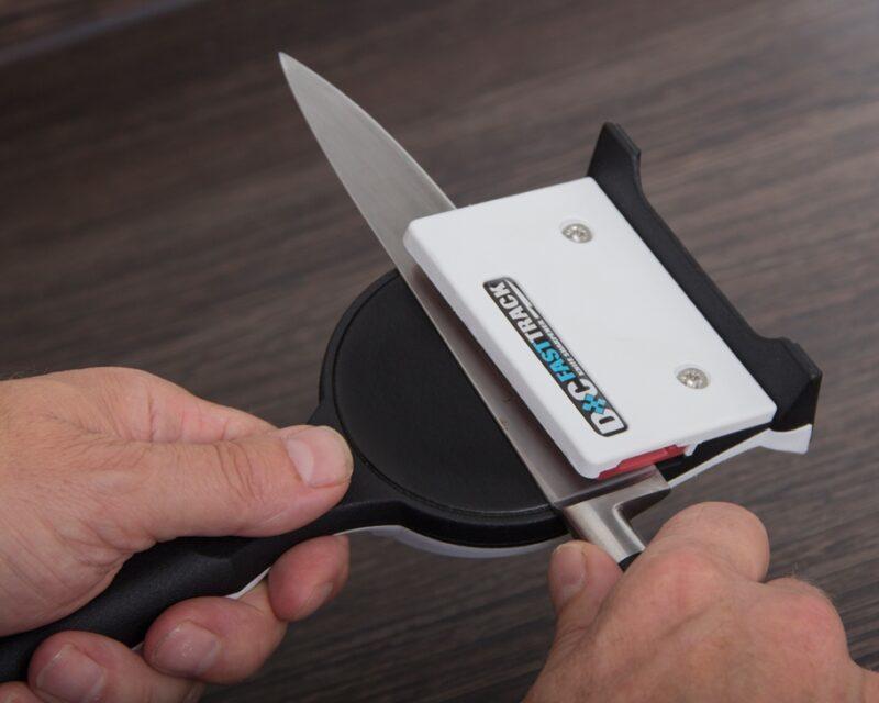 Knife Sharpener Handheld Technique