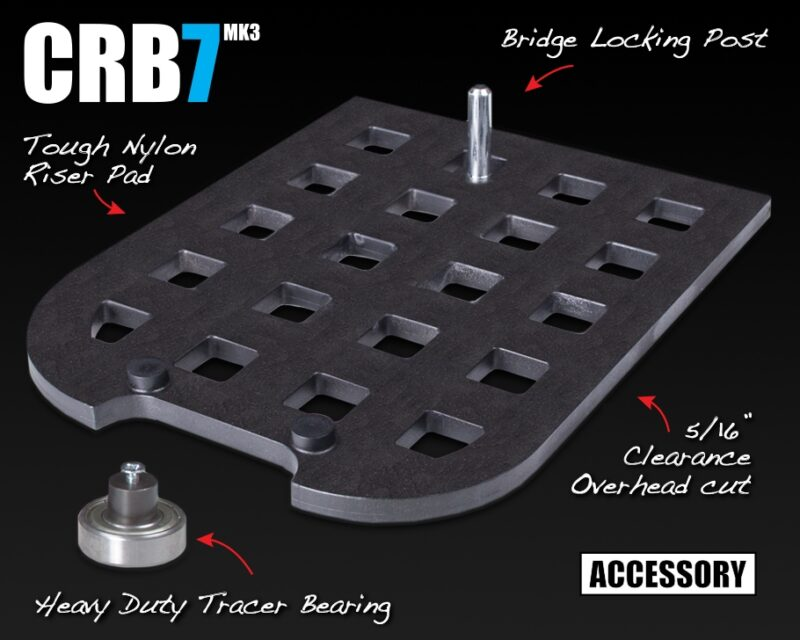 CRB7 Edge Trim Kit
