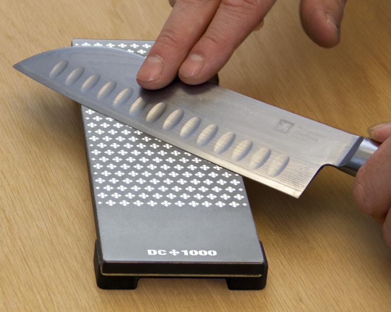 8 Inch Bench Stone Knife