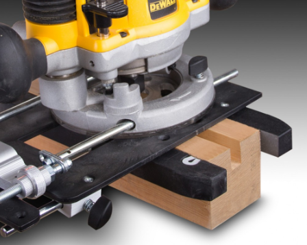 MPOWER-CRB7-MHL-Universal-combination-router-base-jig