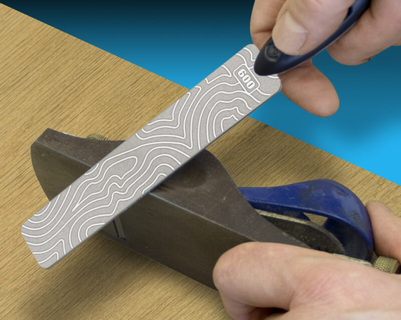 10157 5 Inch Diamond File Sharpen Knife